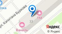 Компания Достижение на карте