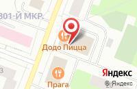Схема проезда до компании Мастерская в Мурманске