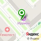 Местоположение компании Севзапметалл