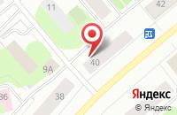 Схема проезда до компании ПрофКосметика в Мурманске