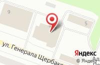 Схема проезда до компании Сбондс Эвент Менеджмент в Мурманске