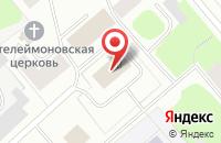 Схема проезда до компании Мурманск-Ньюс в Мурманске