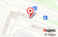 Схема проезда до компании Северная Отава в Мурманске