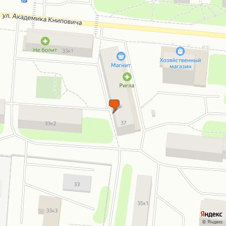 Книповича ул., 37