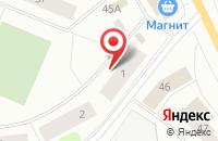Схема проезда до компании Транзит в Мурманске