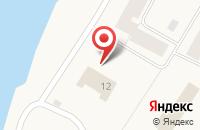 Схема проезда до компании Берегиня в Кильдинстрое
