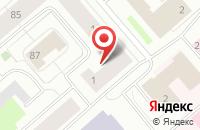Схема проезда до компании УралСиб в Мурманске
