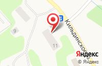 Схема проезда до компании Почтовое отделение в Зверосовхозе