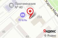 Схема проезда до компании СтудентSOS в Мурманске