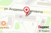 Схема проезда до компании Радиостарт в Мурманске