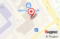 Схема проезда до компании Образовательный Центр «Перспектива» в Мурманске
