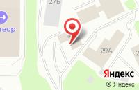 Схема проезда до компании Такси Сервис в Мурманске