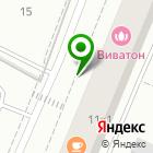 Местоположение компании Курьер Сервис Мурманск