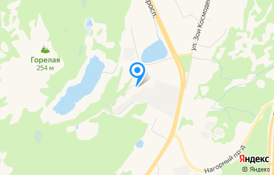 Местоположение на карте пункта техосмотра по адресу г Мурманск, проезд Автопарковый, д 10