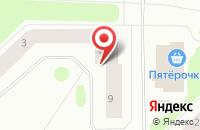 Схема проезда до компании Астра плюс в Мурманске