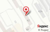 Схема проезда до компании Северное Агентство в Мурманске