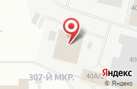Схема проезда до компании Антилопа в Мурманске