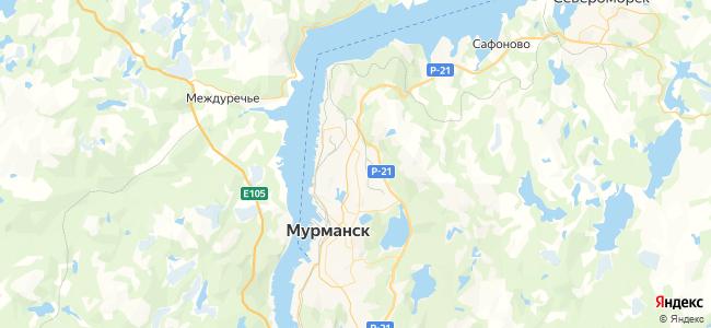 33Р автобус в Кировск