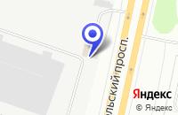 Схема проезда до компании АВТОКОЛОННА № 1118 в Мурманске