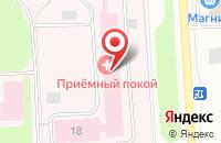 Схема проезда до компании Опора России в Ярославле