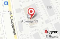 Схема проезда до компании Дорстрой-Сервис в Мурманске