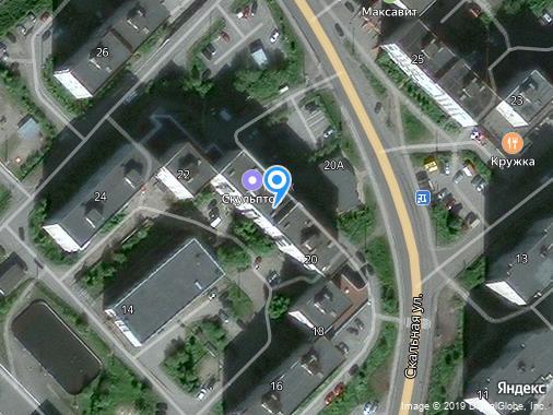 Аренда 1-комнатной квартиры, 33 м², Мурманск, улица Скальная, 20