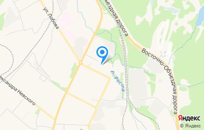 Местоположение на карте пункта техосмотра по адресу г Мурманск, проезд Михаила Ивченко, д 10