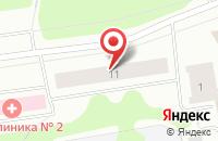 Схема проезда до компании Успех в Мурманске