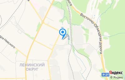 Местоположение на карте пункта техосмотра по адресу г Мурманск, ул Свердлова, д 49