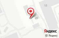 Схема проезда до компании Промвентиляция в Мурманске