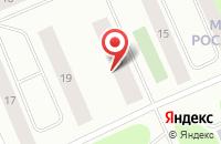 Схема проезда до компании Центральная городская библиотека в Росляково