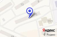 Схема проезда до компании СТРОИТЕЛЬНО-МОНТАЖНАЯ ФИРМА СНЕЖСТРОЙ в Снежногорске