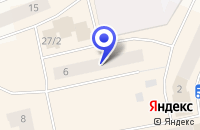 Схема проезда до компании ПАРИКМАХЕРСКАЯ ЧЕЛКА в Снежногорске