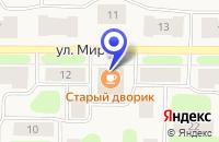 Схема проезда до компании ПРОДОВОЛЬСТВЕННЫЙ МАГАЗИН ШАНС в Оленегорске