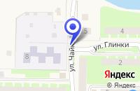 Схема проезда до компании МДОУ ДЕТСКИЙ САД № 6 в Окуловке