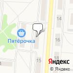 Магазин салютов Верхнеднепровский- расположение пункта самовывоза