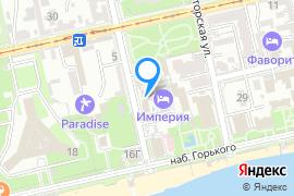 «Сауна в отеле Империя»—Бассейн в Евпатории