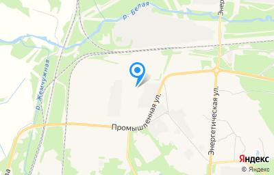 Местоположение на карте пункта техосмотра по адресу Мурманская обл, г Апатиты, ул Промышленная, д 1, кв 8