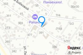 «Панаехало»—Гостиница в Севастополе
