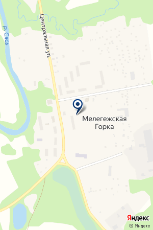 МУП АНДРЕЕВСКОЕ ЖКХ на карте Тихвина
