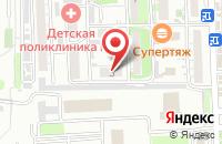 Схема проезда до компании Дом рыбака в п.Украинском УДАЧА РЫБАКА в Украинском