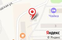 Схема проезда до компании Рос-Алекс-Сервис в Полярном