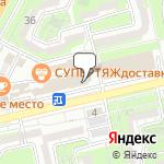 Магазин салютов Севастополь- расположение пункта самовывоза