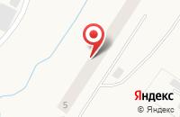 Схема проезда до компании Севвоенрыба в Полярном