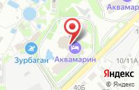 Схема проезда до компании Пригородный простор в Толмачёво