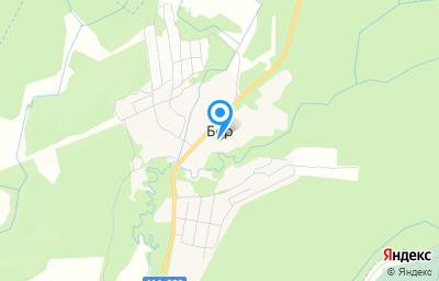 Местоположение на карте пункта техосмотра по адресу Ленинградская обл, Тихвинский р-н, д Бор