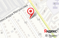 Схема проезда до компании Почта банк в Череповце