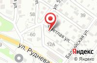 Схема проезда до компании Мебель ТуТ Дешевле в Ильинке
