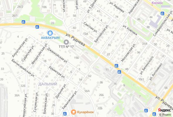 жилой комплекс Рудневский