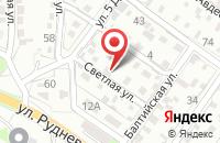 Схема проезда до компании Почта Банк в Иваново